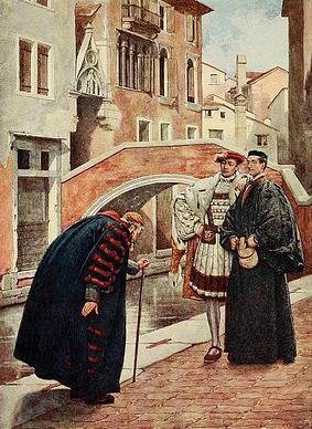 Prejudice in The Merchant of Venice